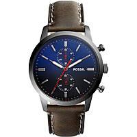 orologio cronografo uomo Fossil Townsman FS5378