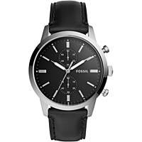 orologio cronografo uomo Fossil Townsman FS5396