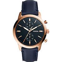 orologio cronografo uomo Fossil Townsman FS5436