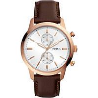 orologio cronografo uomo Fossil Townsman FS5468