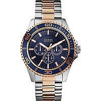 orologio cronografo uomo Guess Chaser W0172G3