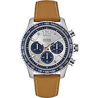 orologio cronografo uomo Guess Fleet W0970G1