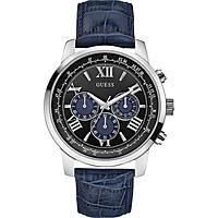 orologio cronografo uomo Guess Horizon W0380G3