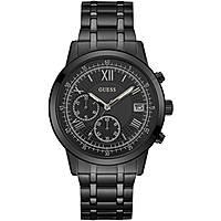 orologio cronografo uomo Guess Summit W1001G3