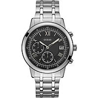 orologio cronografo uomo Guess Summit W1001G4