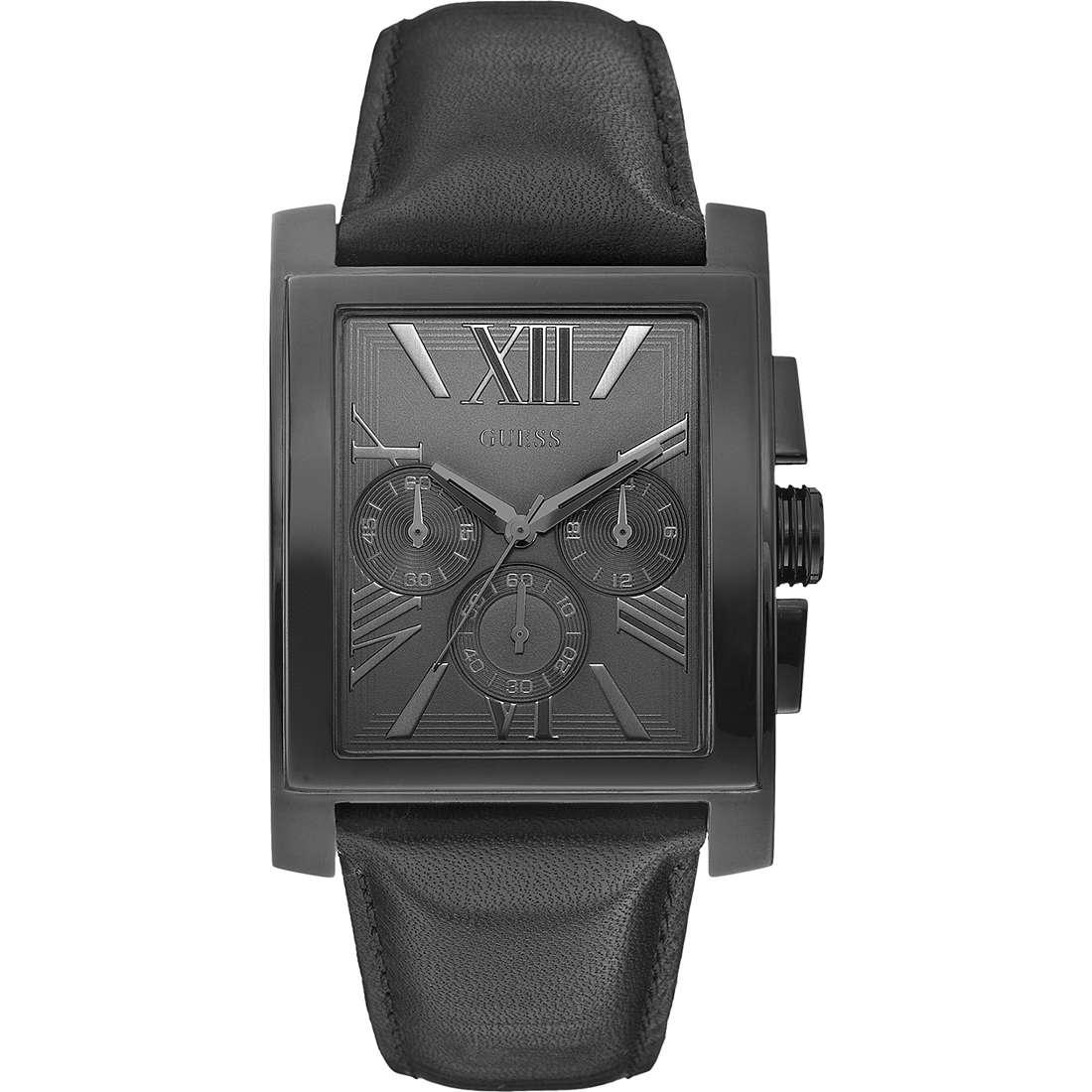 orologio cronografo uomo Guess W0010G2
