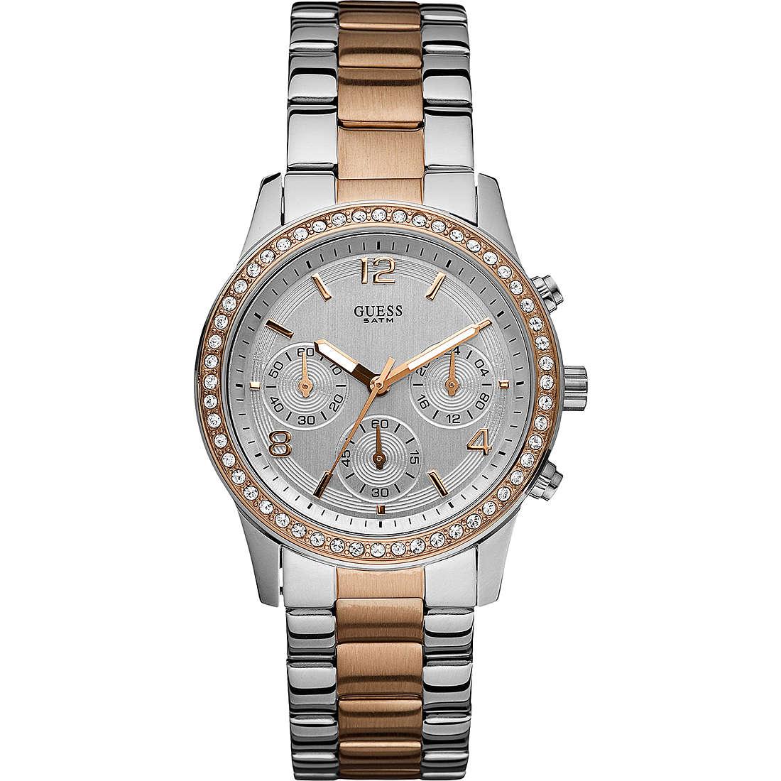 orologio cronografo uomo Guess W0122L1