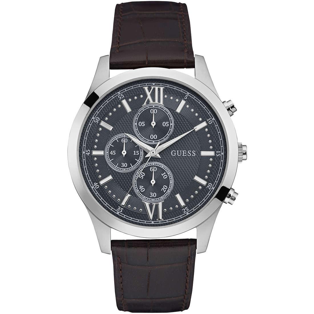 orologio cronografo uomo Guess W0876G1
