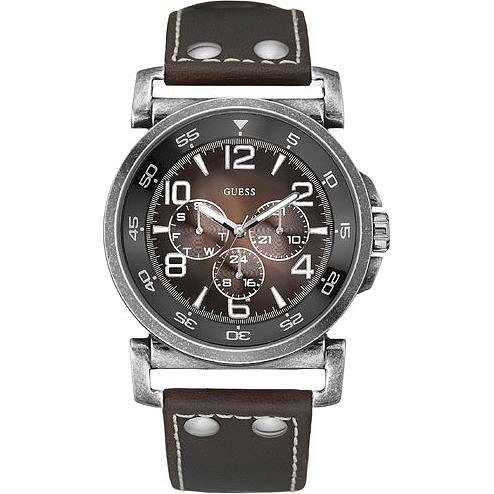 orologio cronografo uomo Guess W11099G2