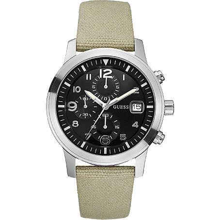 orologio cronografo uomo Guess W11163G1