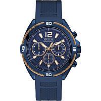 orologio cronografo uomo Guess W1168G4