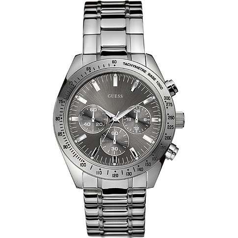 orologio cronografo uomo Guess W13001G1