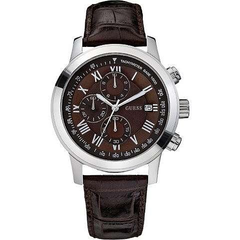 orologio cronografo uomo Guess W13087G2