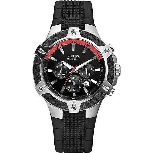 orologio cronografo uomo Guess W17521G1