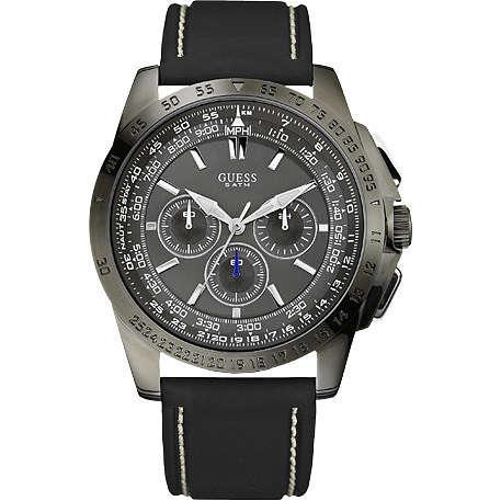 orologio cronografo uomo Guess W18539G1