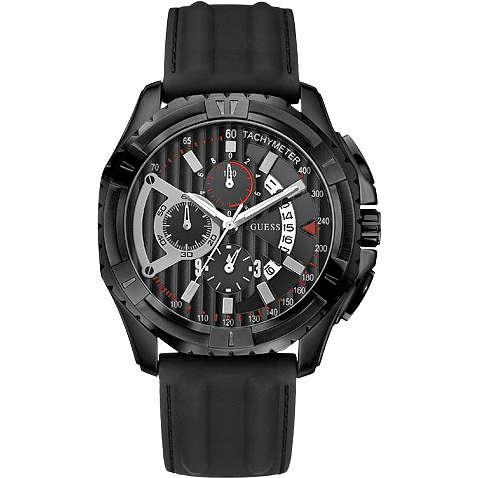 orologio cronografo uomo Guess W18540G1