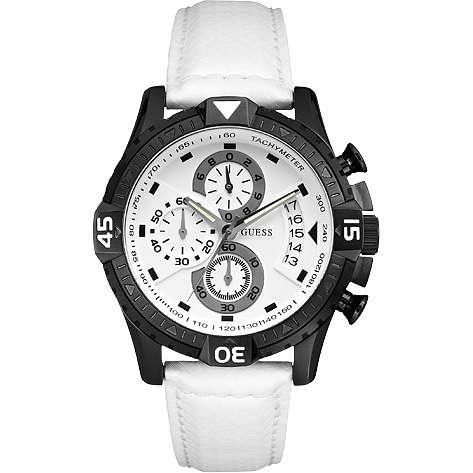 orologio cronografo uomo Guess W18547G2