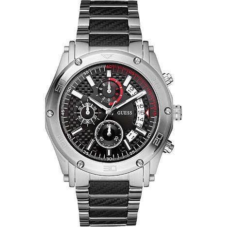 orologio cronografo uomo Guess W22519G1