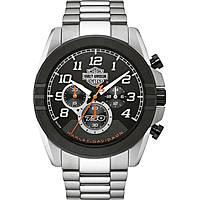 orologio cronografo uomo Harley Davidson Street 76B175