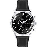 orologio cronografo uomo Henry London Edgware HL41-CS-0023