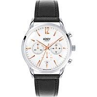 orologio cronografo uomo Henry London Highgate HL41-CS-0011