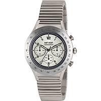 orologio cronografo uomo Hip Hop Aluminium Chrono HWU0730