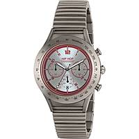 orologio cronografo uomo Hip Hop Aluminium Chrono HWU0735