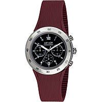 orologio cronografo uomo Hip Hop Metal HWU0708