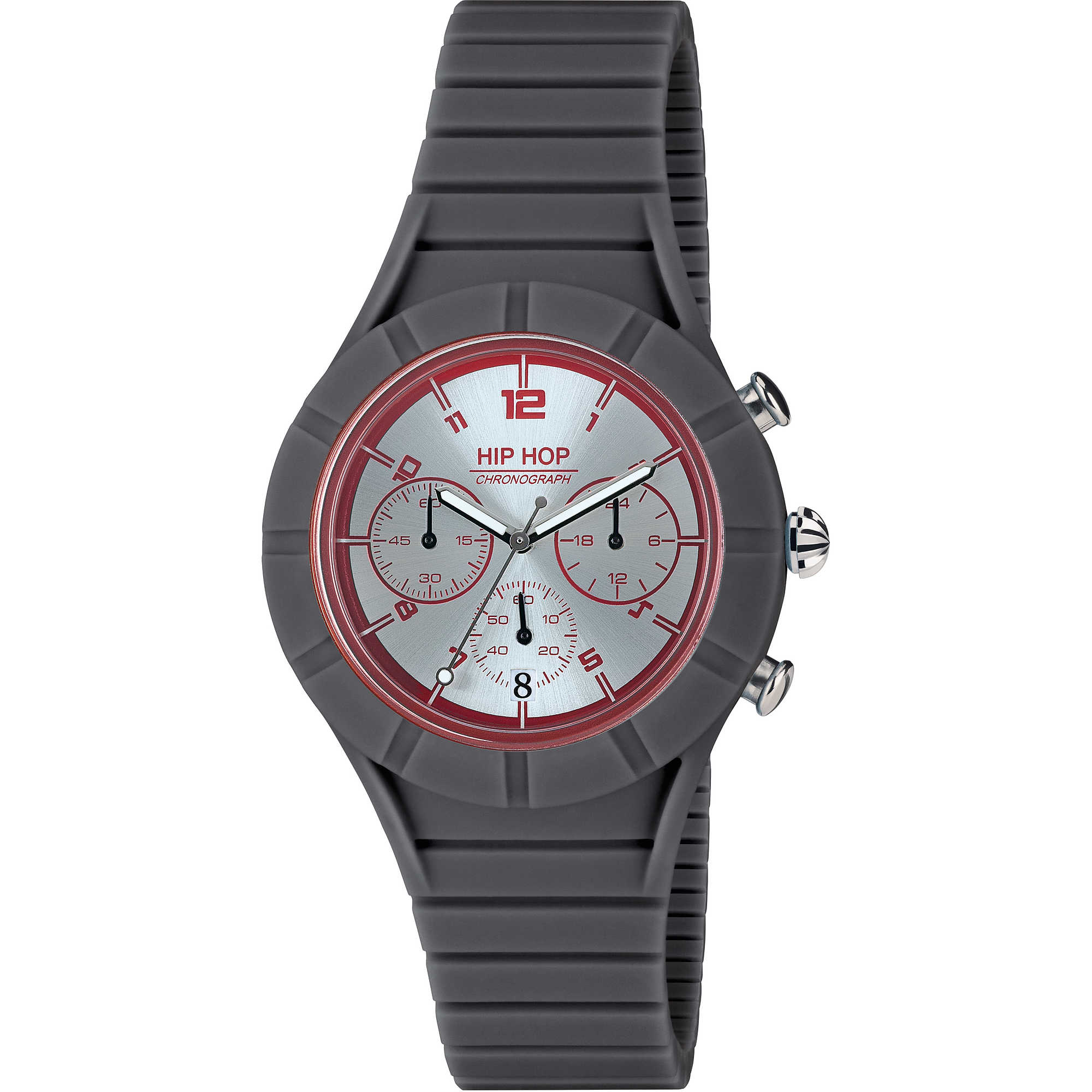 orologio cronografo uomo Hip Hop Xman Chrono HWU0809