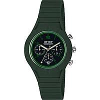 orologio cronografo uomo Hip Hop Xman Chrono HWU0810