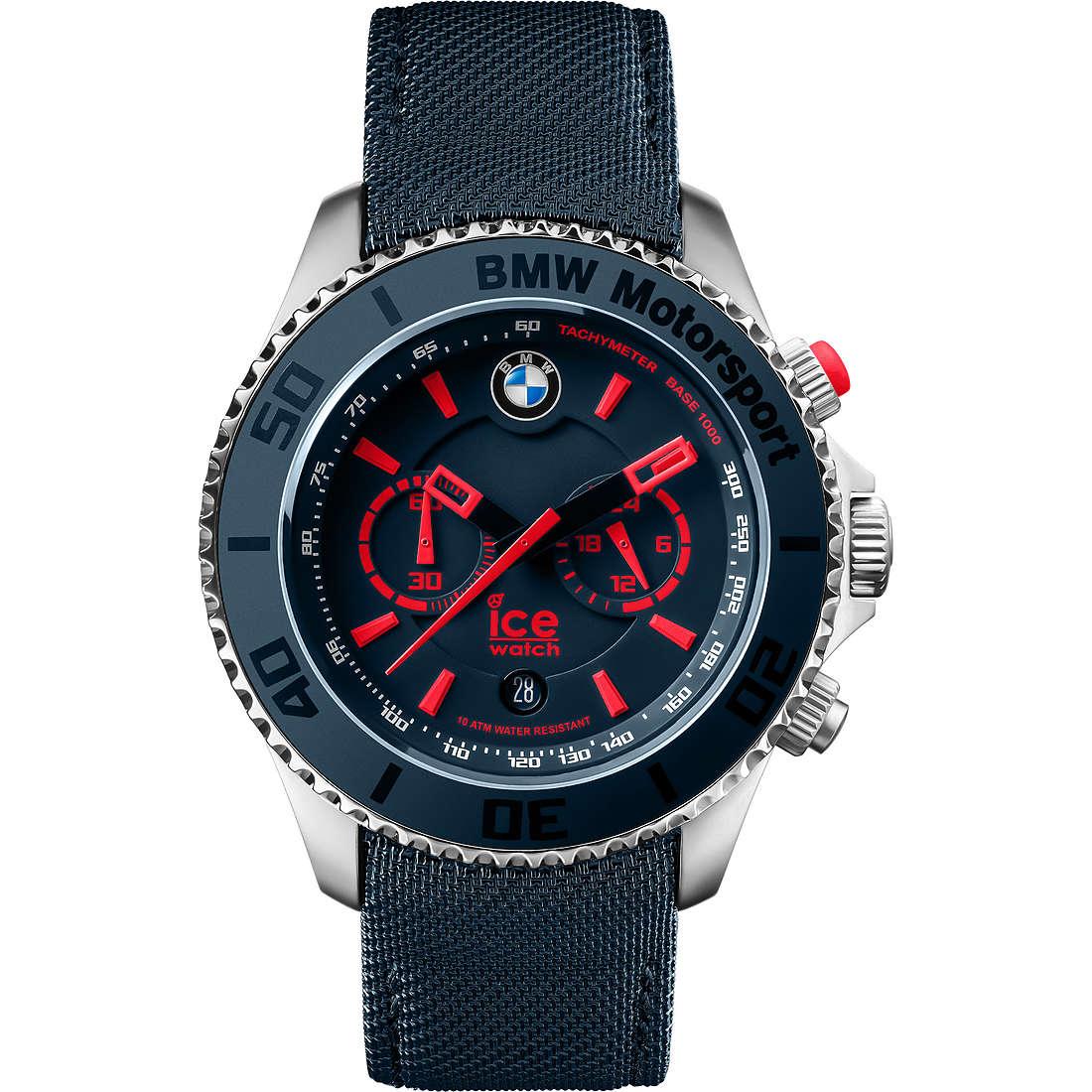 orologio cronografo uomo ICE WATCH Bmw Motorsport BM.CH.BRD.B.L.14
