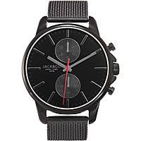 orologio cronografo uomo Jack&co Minimal JW0156M1