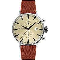 orologio cronografo uomo John Dandy JD-2608M/22
