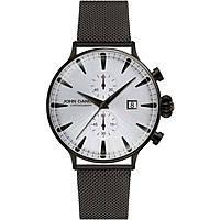 orologio cronografo uomo John Dandy JD-2608M/25M