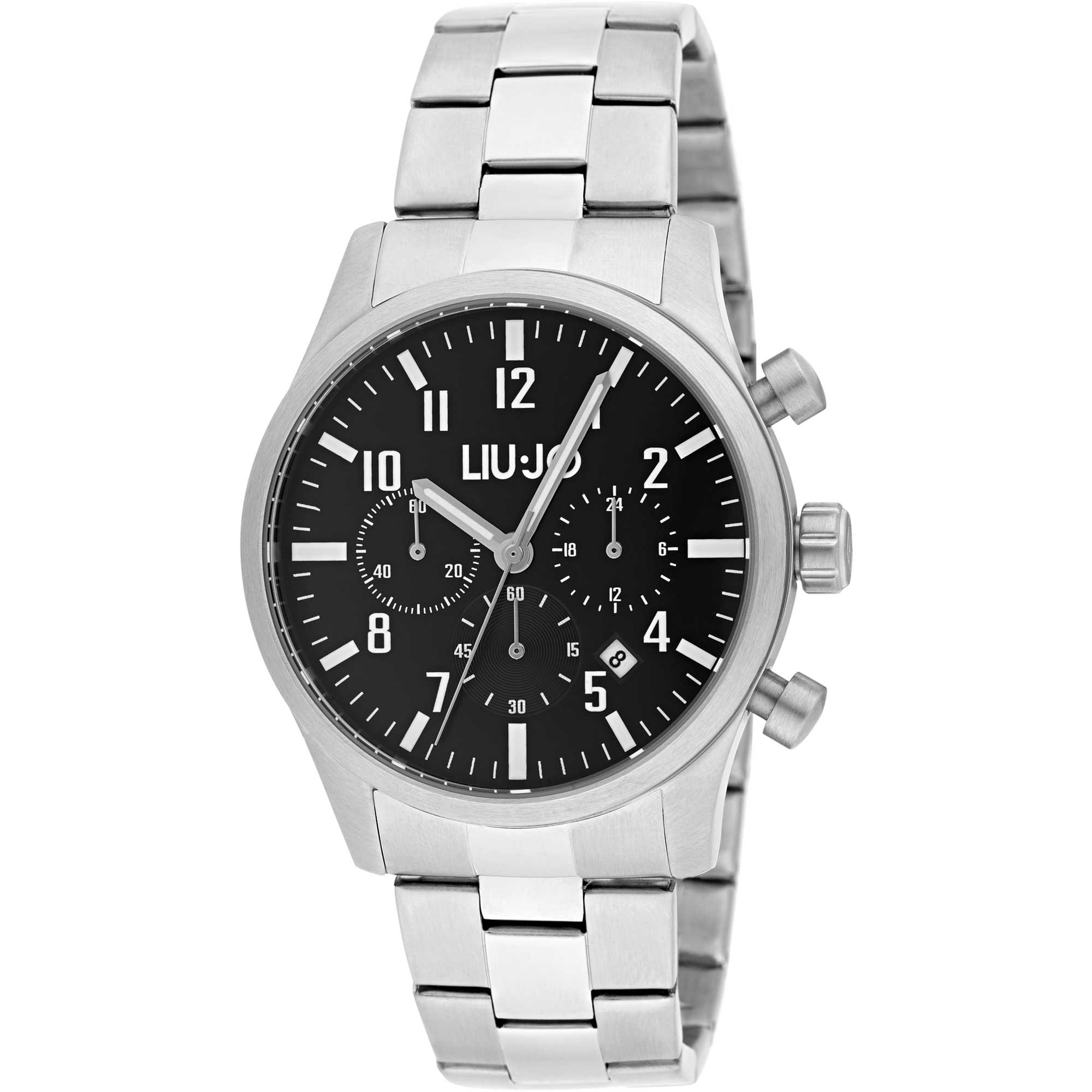 Raccogliere bca01 4d255 orologio cronografo uomo Liujo Deep TLJ1234