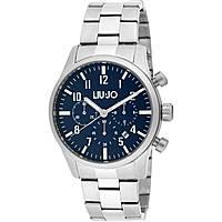 orologio cronografo uomo Liujo Deep TLJ1235