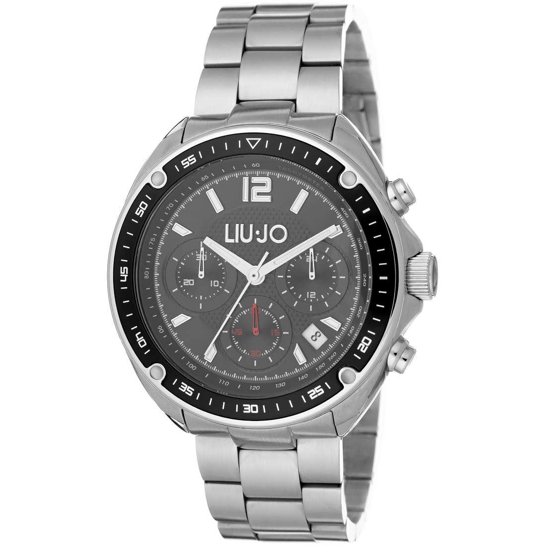 orologio cronografo uomo Liujo TLJ1082