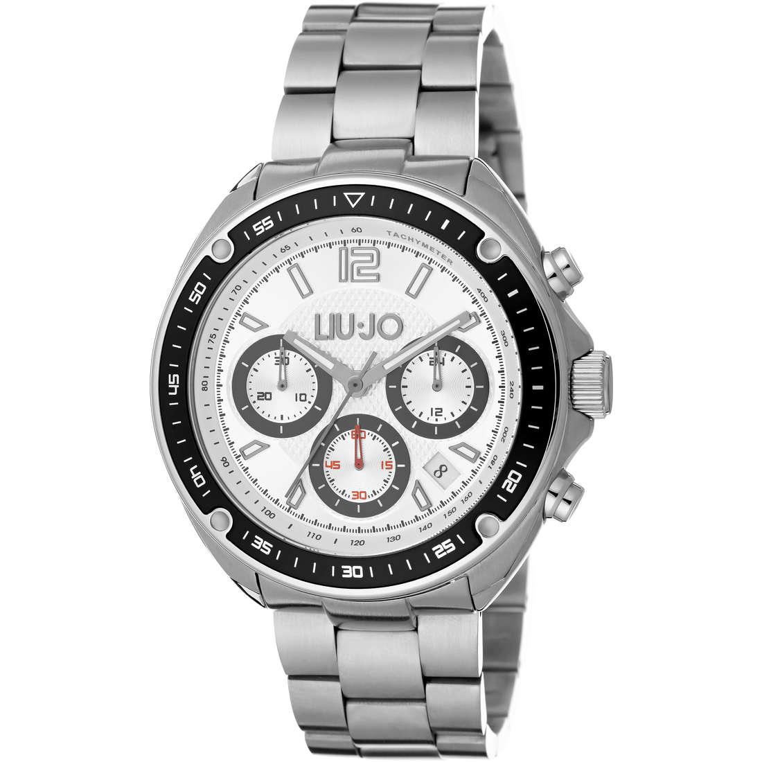 orologio cronografo uomo Liujo TLJ1083