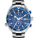 orologio cronografo uomo Lorenz Classico Professional 030046BB