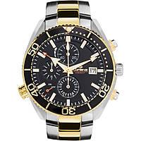 orologio cronografo uomo Lorenz Classico Professional 030046DD