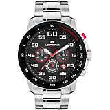 orologio cronografo uomo Lorenz Granpremio 030048AA