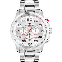 orologio cronografo uomo Lorenz Granpremio 030048CC