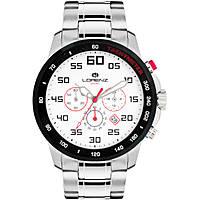 orologio cronografo uomo Lorenz Granpremio 030048DD