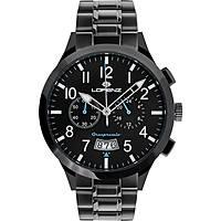 orologio cronografo uomo Lorenz Granpremio 030105AA