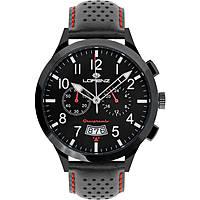 orologio cronografo uomo Lorenz Granpremio 030105EE