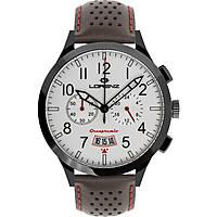 orologio cronografo uomo Lorenz Granpremio 030105FF
