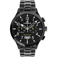 orologio cronografo uomo Lorenz Granpremio 030105YY