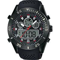 orologio cronografo uomo Lorus Sports R2335LX9