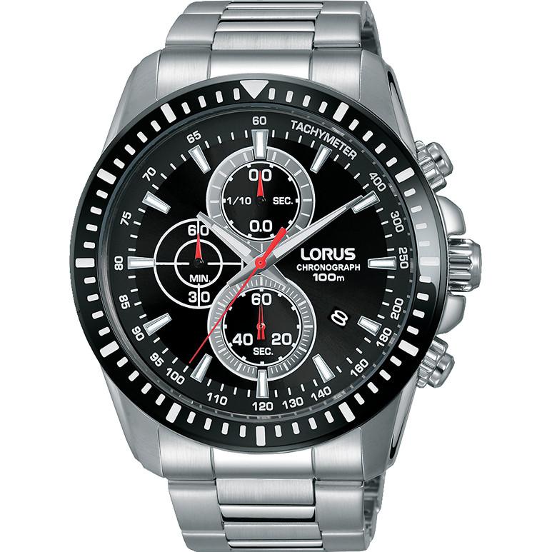 a basso prezzo 5f99c a5716 orologio cronografo uomo Lorus Sports RM345DX9