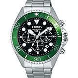 orologio cronografo uomo Lorus Sports RT321GX9
